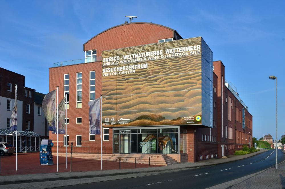 UNESCO-Weltnaturerbe Wattenmeer Besucherzentrum Wilhelmshaven