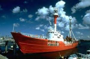 Nationalpark-Schiff Borkum
